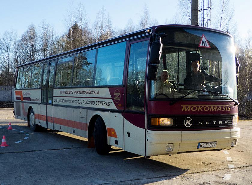 Mokomasis autobusas SETRA